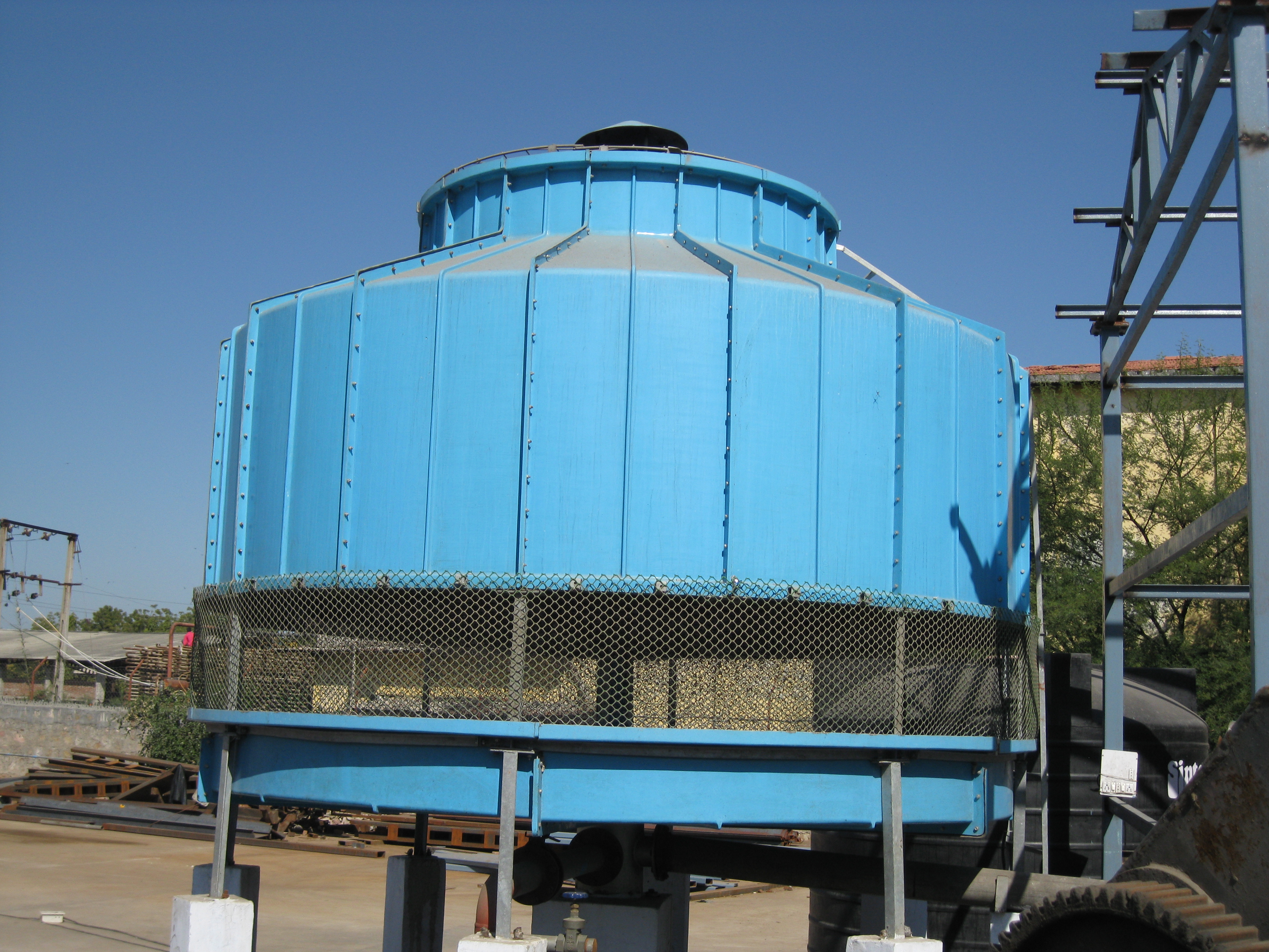 Cooling Tower Fan : Gallery cooling tower parts fan for