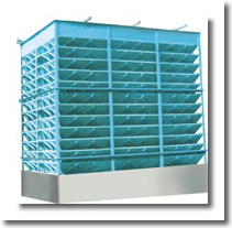 Cooling Tower lowers